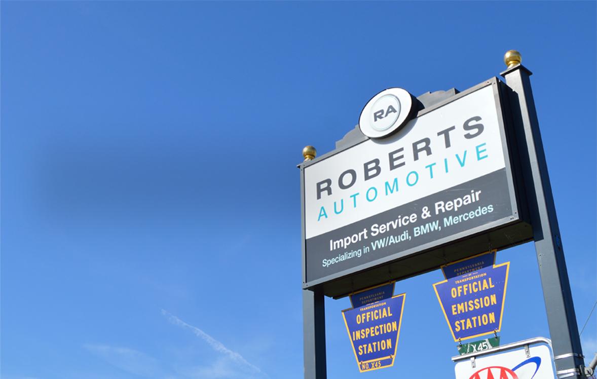 Roberts Automotive