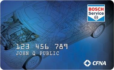 Bosch Card